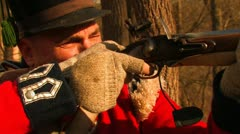 WAR OF 1812 Stock Footage