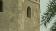 Gold Tower (torre Del Orro) Stock Footage