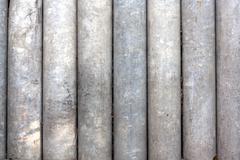 Stock Photo of asbestos pipes