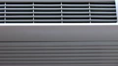 720p Air Conditioner 8 Stock Footage