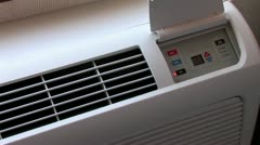 1440 Air Conditioner 2 Stock Footage
