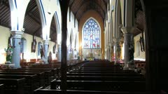 Church of the Assumption Wexford Stock Footage