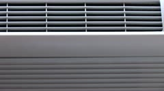 1440 Air Conditioner 8 Stock Footage