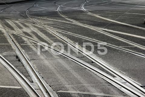 Stock photo of Tramlines