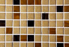Ceramic tiles Stock Photos