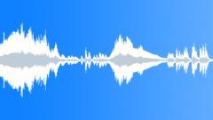 Tokyo subway engine - sound effect