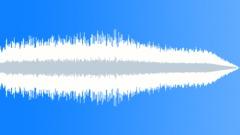 Strident cicadas - sound effect
