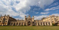St john's college. cambridge. uk. Stock Photos