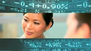 Montage Ambitious Multi Ethnic Business People Stock Footage