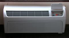 1080p Air Conditioner 6 Stock Footage