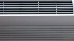 1080p Air Conditioner 8 Stock Footage