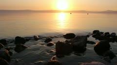 Sea of Galilee Stock Footage
