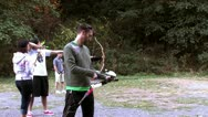 Stock Video Footage of 720p Archery 17