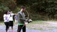 720p Archery 17 Stock Footage