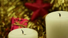 Adventti candles2 Arkistovideo