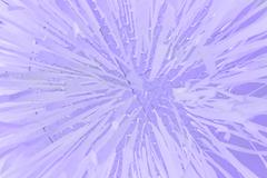 abstract violet paper strips pattern - stock photo
