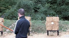 Stock Video Footage of 1440 Archery 18