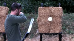 Stock Video Footage of 1440 Archery 5