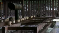 Stock Video Footage of Meiji Shrine Basin