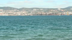 Trieste, Italy. Stock Footage