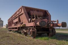 Stock Photo of freight wagon