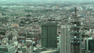 Stock Video Footage of Yokohama Aerial Japan