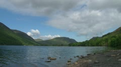 Lake Buttermere Stock Footage