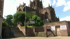 Rotherham Minster Stock Footage