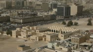 Stock Video Footage of Souq Waqif, Old Marketplace, Amiri Diwan, Qatar, Doha Corniche, Spiral Mosque