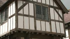 Nantclwyd House Stock Footage