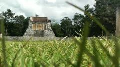 Stock Video Footage of Chichen Itza Mexico Yucatan