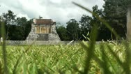 Stock Video Footage of Chichen Itza Mexico Yucatan