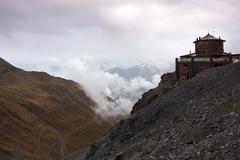 Tibet or just italy Stock Photos