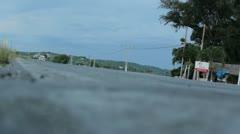bus - stock footage