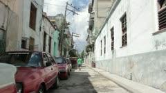 Cuban children Stock Footage