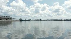 Port of Havana Stock Footage