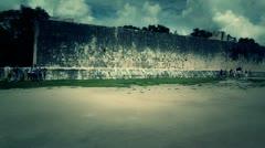 Chichen Itza Mexico Yucatan Stock Footage