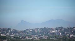 Favela. RJ / Brasil. Stock Footage