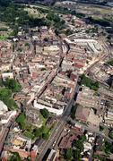 Dudley Town Centre 2001 Stock Photos
