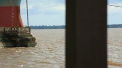 On port. Stock Footage