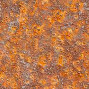 Seamless texture - metal with corrosion Stock Photos