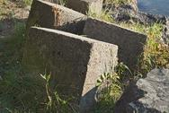 Stock Photo of concrete blocks