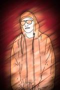 Hip hop lifestyle Stock Illustration