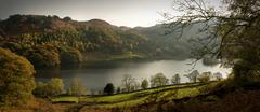 Rydal Water - stock photo
