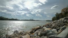 Time Lapse River 2 Stock Footage
