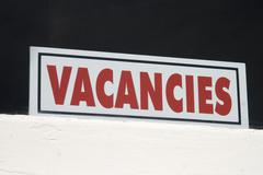Vacancies Stock Photos