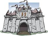 Stock Illustration of Fairy Tale Castle