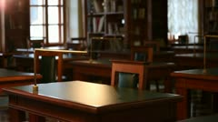 Library Stock Footage