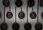Stock Photo of vintage sex