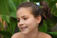 Stock Photo of beautiful girl